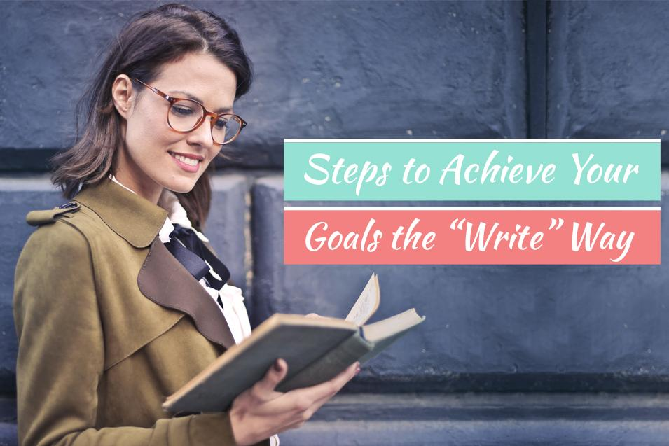 Steps to Achieve Goals