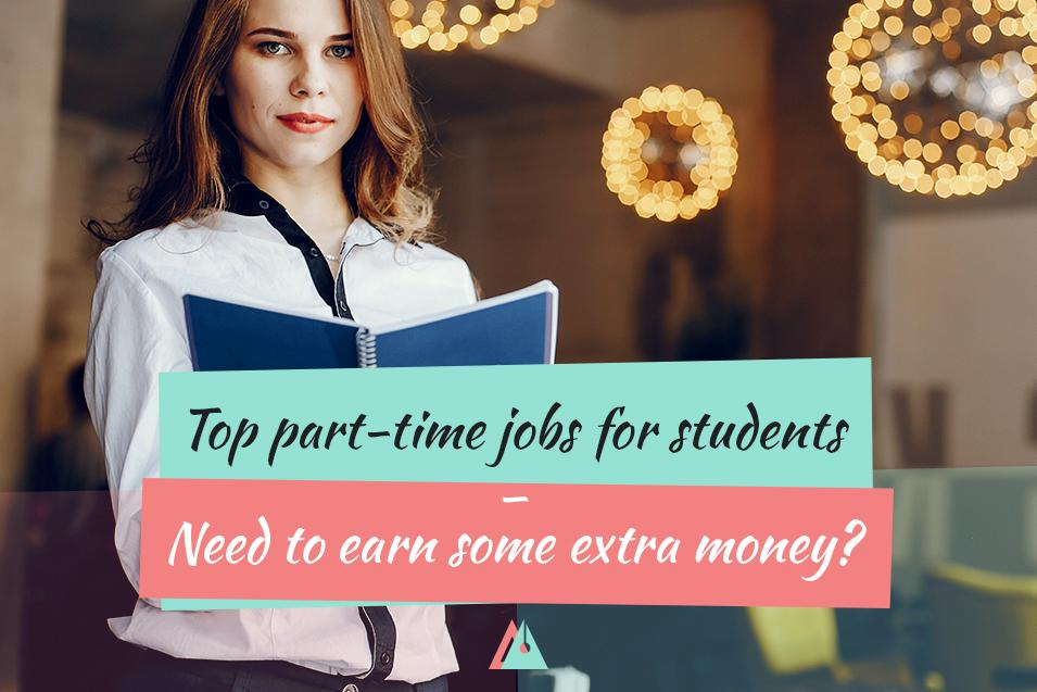 The Best Part-Time Jobs for College Students